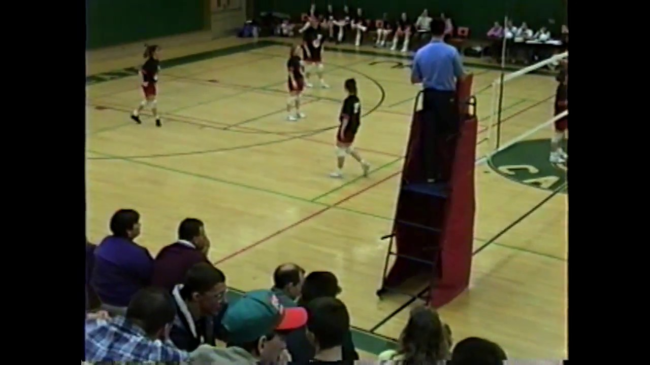 NAC - Tupper Lake Volleyball  1-5-95