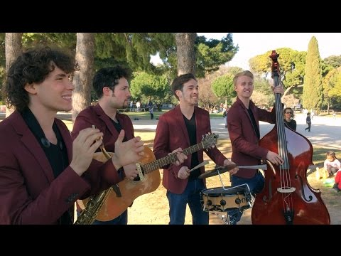The Phly Boyz - All About That Bass (Meghan Trainor cover)