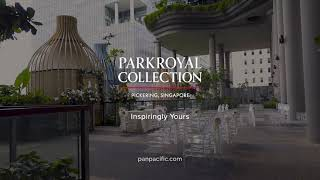 PARKROYAL COLLECTION Pickering, Singapore – Wellness Floor