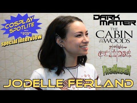 Jodelle Ferland Dark Matter  Cosplay Spotlite Special