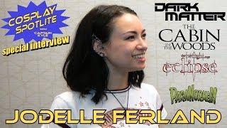 Jodelle Ferland (dark Matter) - Cosplay Spotlite Special Interview