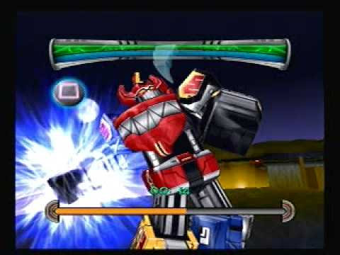 Power rangers: super legends ps2 game mighty morphin power.