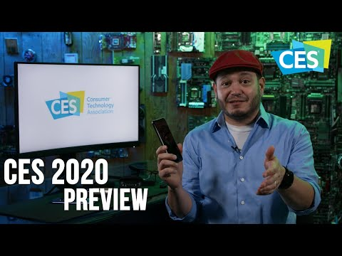 CES 2020 Preview: From 5G To 8K