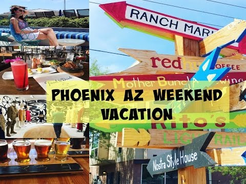 Phoenix AZ Weekend Vacation | Adaleta Avdic