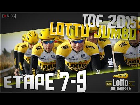 Tour de France 2015 | Lotto NL-Jumbo | Etape 7-9