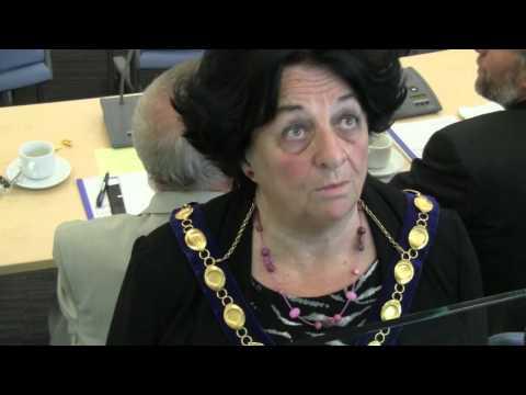 Battle To Film Huntingdonshire District Council - 26 June 2013