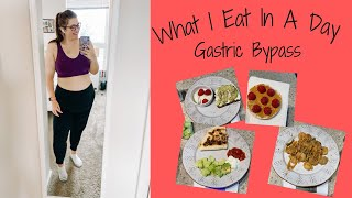 What I Eat Iฑ A Day   10 Months Post Op   Gastric Bypass   Weight Loss Journey   WLS