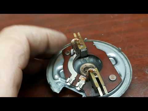 Ремонт вентилятора охлаждения двигателя на Тайота Камри (Toyota Camry)