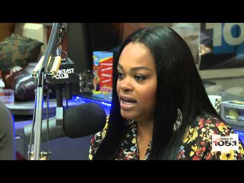 Jill Scott Interview On The Breakfast Club   Power 105 1 FM