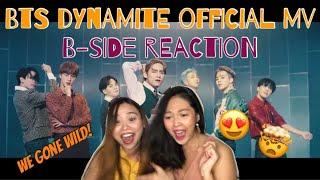 BTS (방탄소년단) 'Dynamite' Official MV (B-Side) | CRAZY REACTION🤩💥