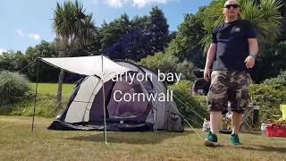 Carlyon bay Cornwall 2018