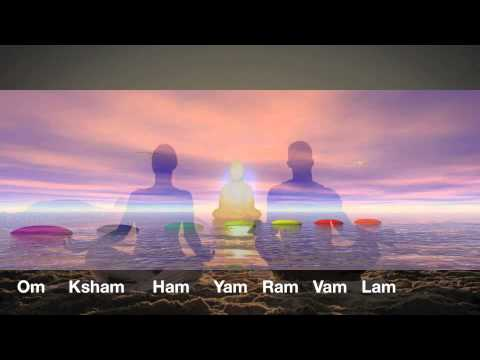 Seven Chakra Bija Mantra