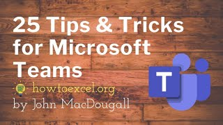 The are top 25 tips and tricks for working with microsoft team to help you get most out of remote collaboration.1. allow external guest users in team...