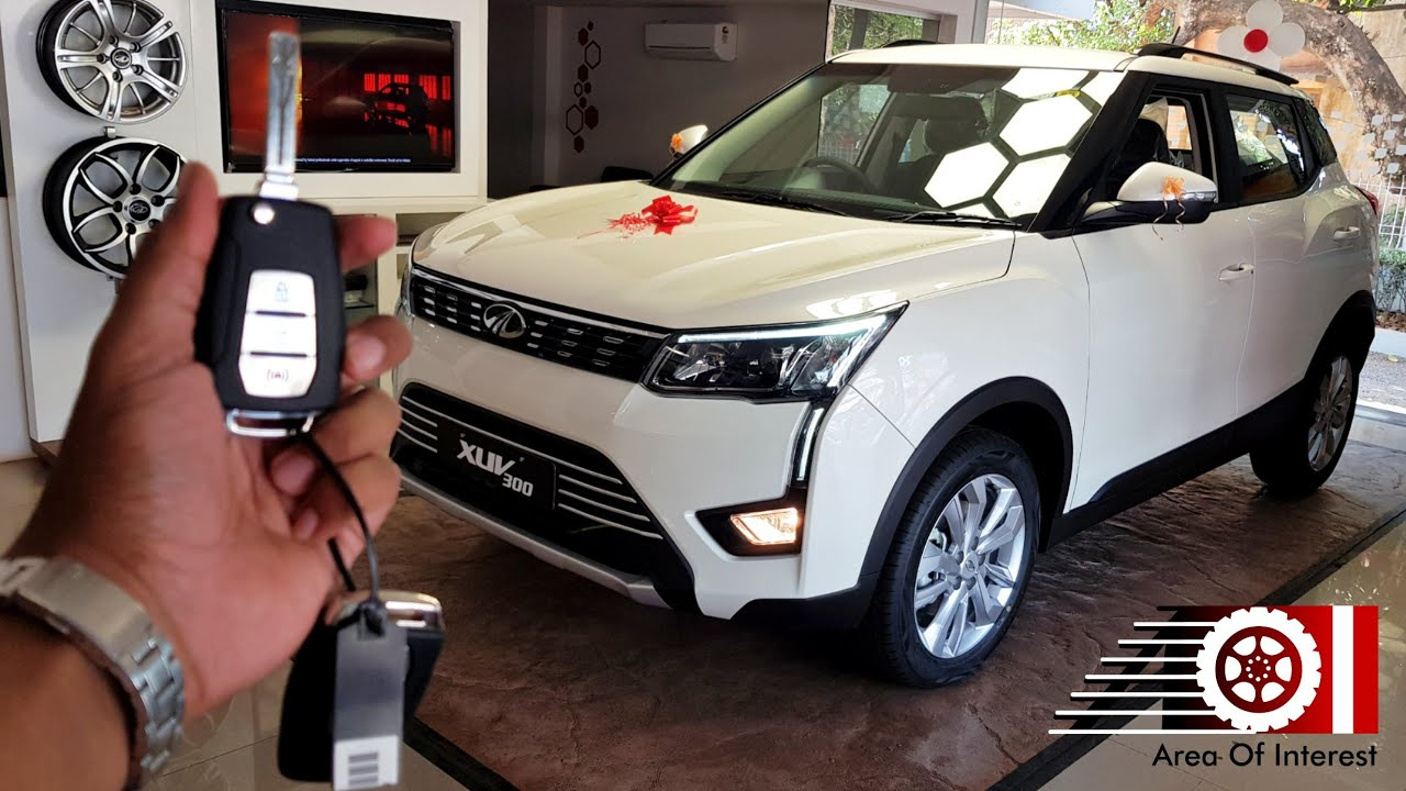 2019 Mahindra Xuv300 W8 2nd Top Model Price Mileage Features