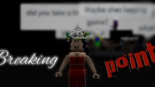 Breaking point💣💥(roblox friday)