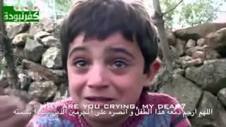 Россия в Сирии бомбит мирное население женщин, детей!