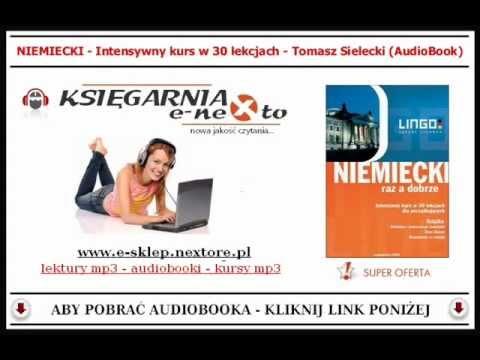 KURS JĘZYKA NIEMIECKIEGO MP3 - Słówka, Gramatyka, Dialogi (Lekcje Mp3)