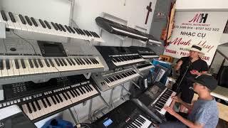 Bán đàn organ psr s970 và s770 cũ ☎️ 0707522522