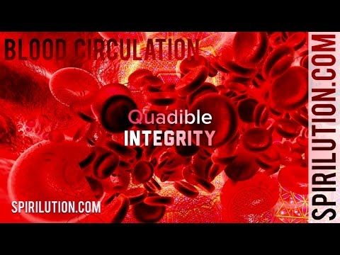 ★Blood Circulation, Purification & Cleansing Formula: Subliminal Frequency Hertz Monaural Beats★