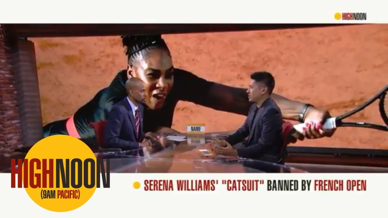 """""""With Serena Williams It's More the Thought of Winning That Extra ..."""