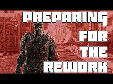 Preparing for The Rework | Centurion Duels [For Honor]