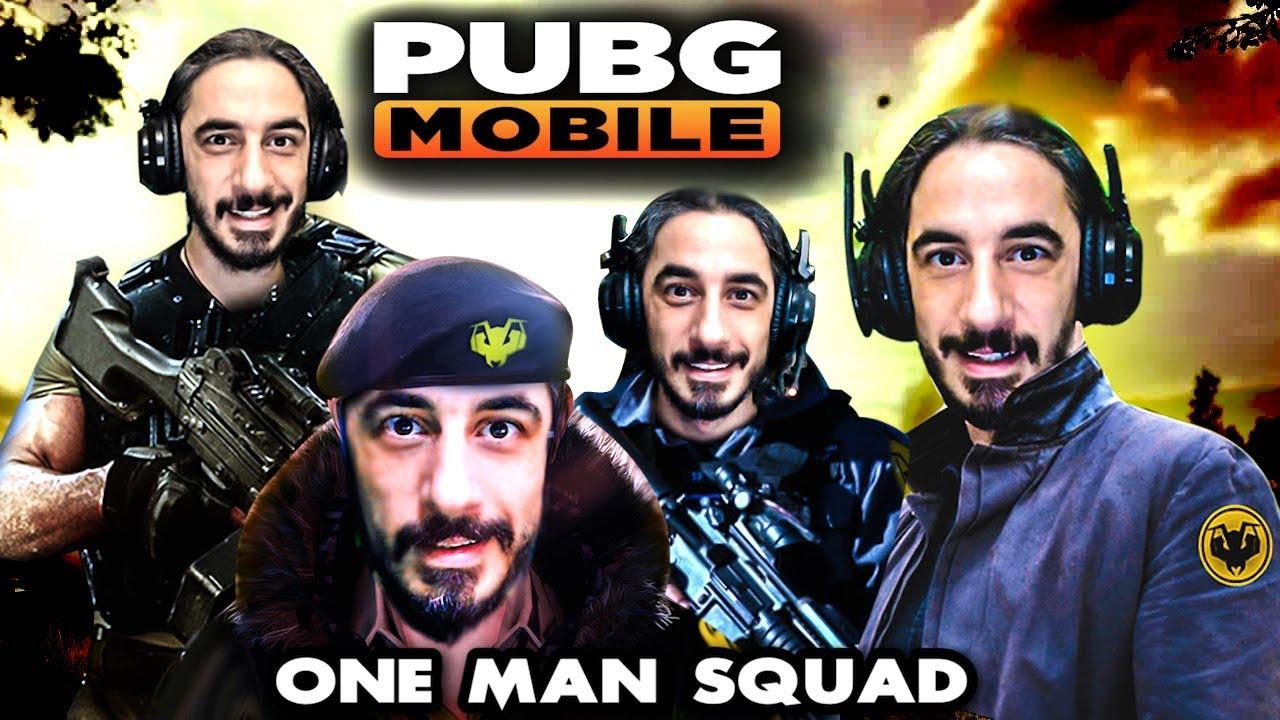 TAKIMLARA KARŞI TEK BAŞIMA !!  - PUBG Mobile (One Man Squad)