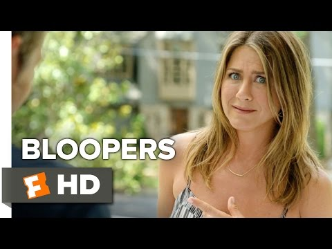 Mother's Day Behind the Scenes - Blooper Reel (2016) - Jennifer Aniston Movie