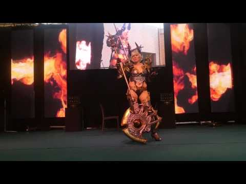 related image - Toulouse Game Show Springbreak - 2017 - Cosplay Samedi - 11 -