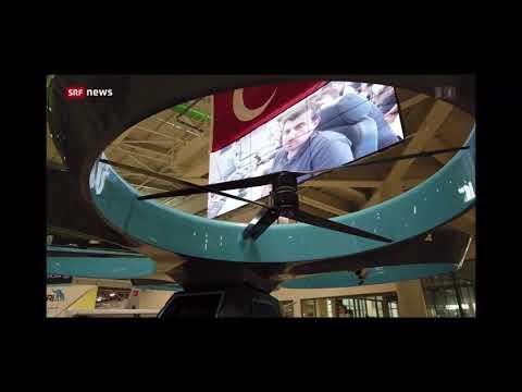 Ankaras Aufstieg zur Drohnenmacht (10 vor 10 SRF)