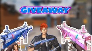 Review Dual Lover Mp7a1 + Giveaway -Crisis Action