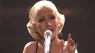 THE MOST INTENSE PERFORMANCE OF CHRISTINA AGUILERA