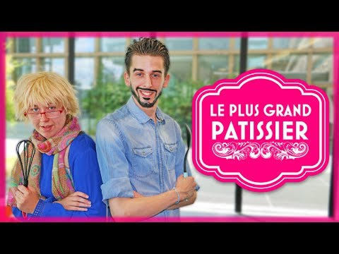 Le Plus Grand Pâtissier - Le Monde à L'Envers