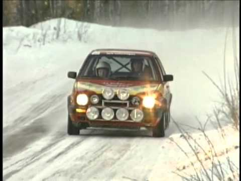 1999 SCCA Sno Drift Pro Rally Atlanta Michigan