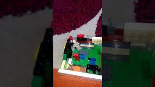 Лего ограбление дома 1 часть