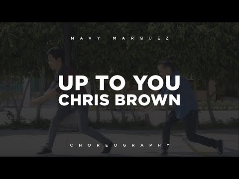 Mavy Marquez @MavyMarquez  Up To You @chrisbrown