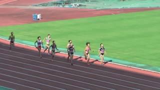 H28 日本インカレ 女子4x400mR 決勝
