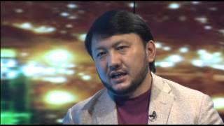 Мұхамеджан Тазабеков - ақын (15.04.16)