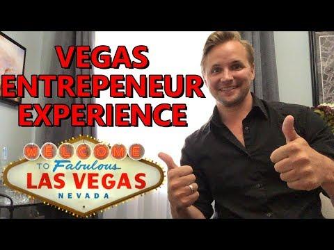 🎰🎰🎰 Vegas Entrepreneurial Experience Update