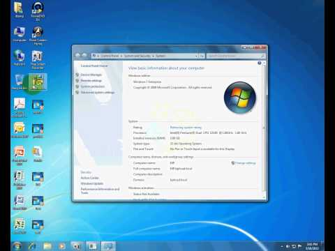 Fixing A Corrupted Profile  In Windows 7