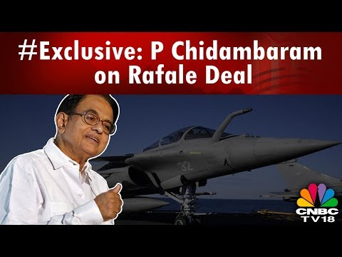 #RafaleDeal: Congress Leader P Chidambaram Says Defence Minister thinks HAL is Incompetent Mp3
