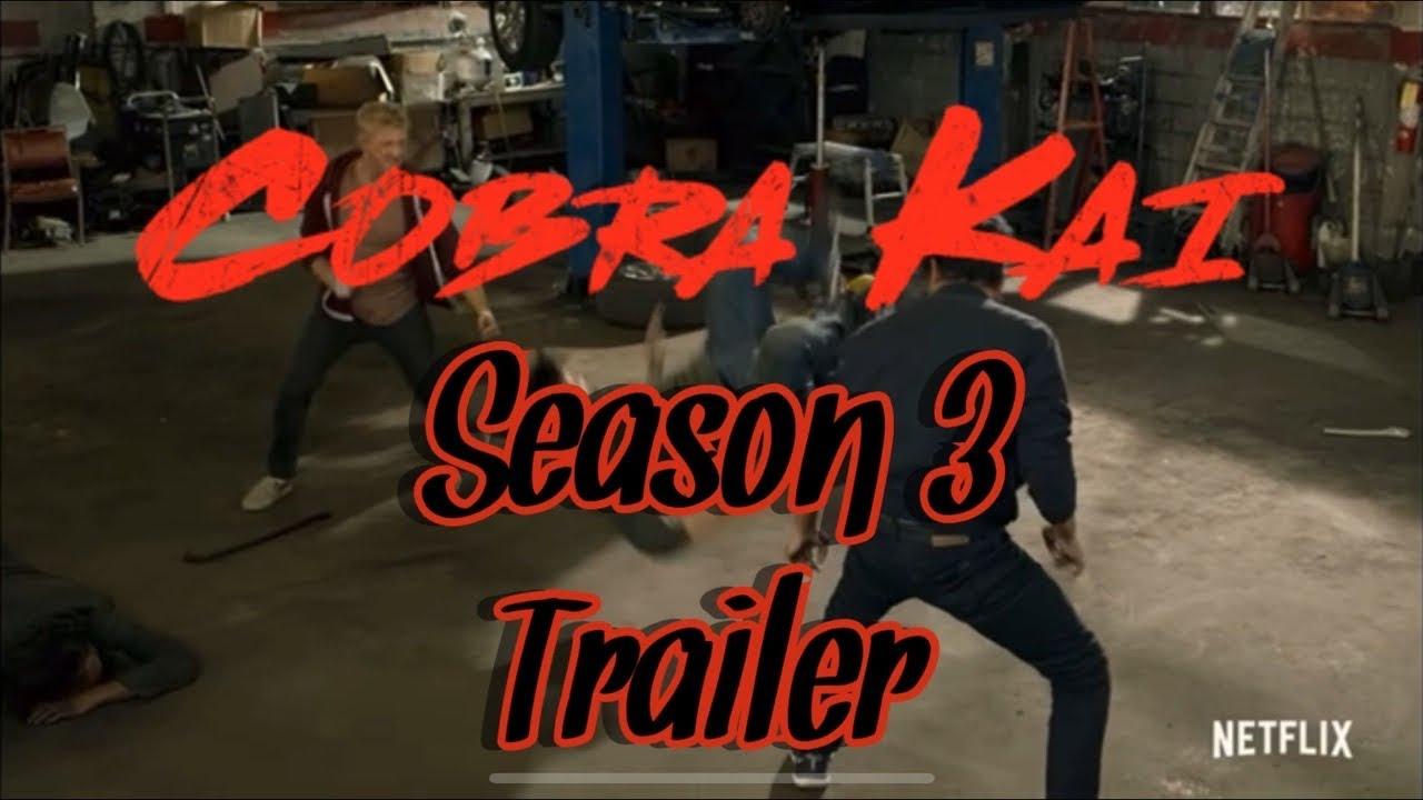 Download COBRA KAI SEASON 3 TRAILER IS FINALLY HERE !