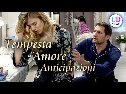 Tempesta d'Amore Anticipazioni. Puntate 31/12 - 06/01 2019. Christoph ed il Piano Contro Alicia!
