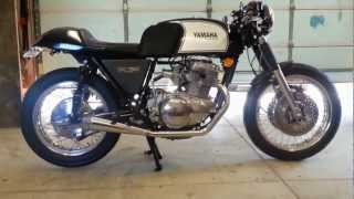 tx750 yamaha
