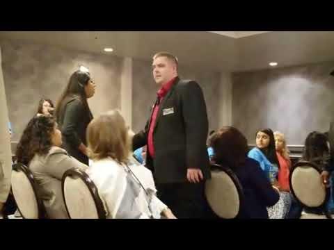 DACA Protesters At Dean Heller Forum With Libre, Las Vegas, NV 12:2:17