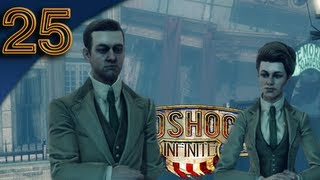 Mr. Odd - Let's Play Bioshock Infinite Part 25 - Visiting Lady Comstock's Tomb