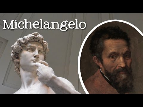 Biography of Michelangelo for Kids: Famous Art for Children  FreeSchool