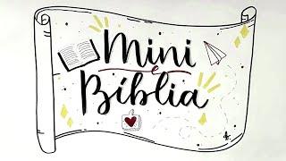 Mini Bíblia #7 - Livros históricos, parte II - 1 e 2 Samuel, 1 e 2 Reis e 1 e 2 Crônicas