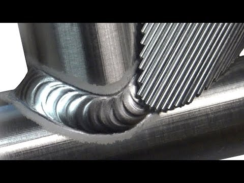TIG Welding Aluminum Fabrication - Tube Notching With and Without a Notcher