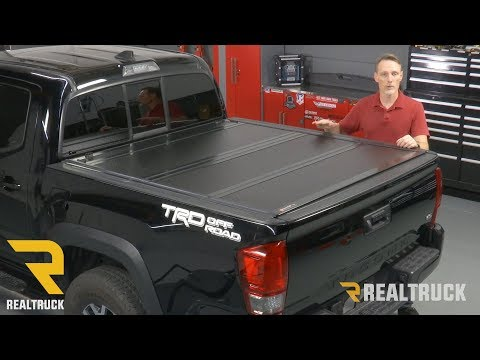 How To Install BAKFlip F1 Tonneau Cover On A 2016 Toyota Tacoma