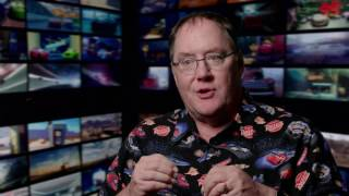 Cars 3: Executive Producer John Lasseter Behind the Scenes Movie Interview